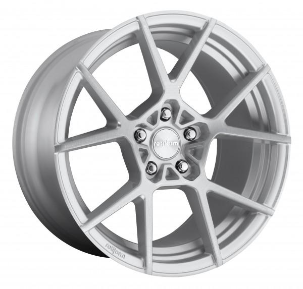 Rotiform KPS Silber Poliert 8.5x19 | LK 5x112 | ET45 | MZ 66,6