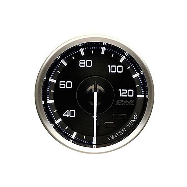 Defi DF A1 Wassertemperaturanzeige mit Sensor, 60mm, versch. Farben