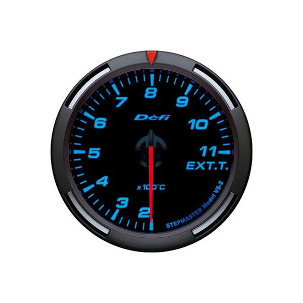 Defi RG 52 Abgastemperaturanzeige, 52mm, versch. Farben
