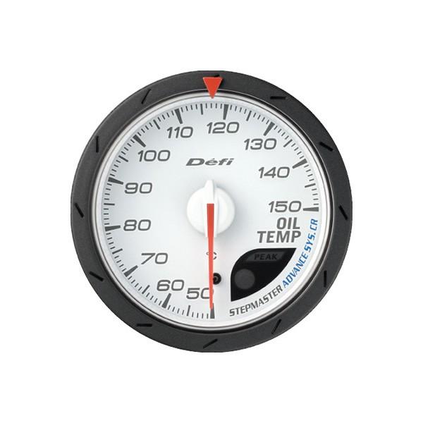 Defi CR 60 Öltemperaturanzeige, 60mm, versch. Farben