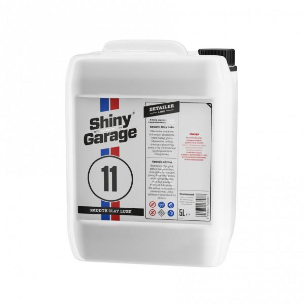 Shiny Garage Smooth Clay Lube 5L, Gleitmittel für Reinigungsknete