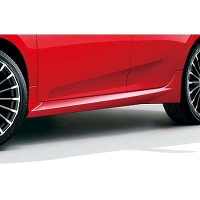MUGEN Seitenschweller für Honda Civic Type R FK8, unlackiert
