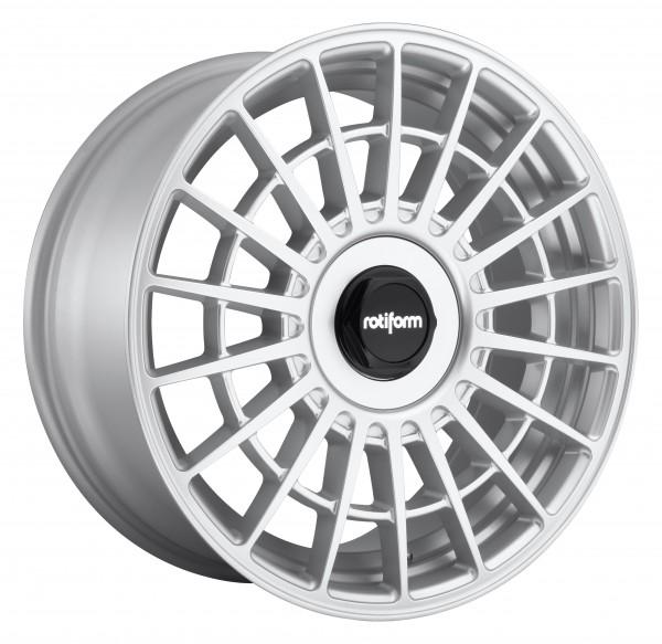Rotiform LAS-R Silber Glanz 8.5x20 | LK 5x112 | ET45 | MZ 66,6