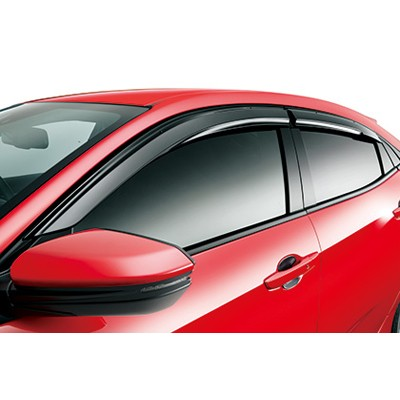 MUGEN Windabweiser Set für Honda Civic Type R FK8